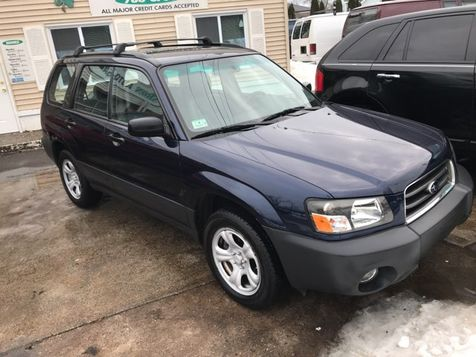2005 Subaru Forester X in West Springfield, MA