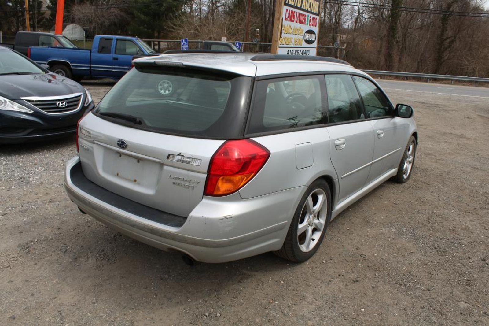 2005 Subaru Legacy Gt Ltd City Md South County Public Auto