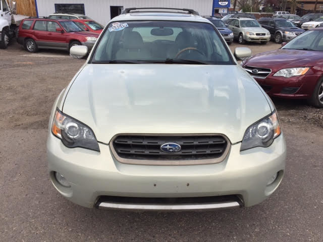 2005 Subaru Outback 3.0L L.L. Bean Edition = 1-OWNER = Loaded = 6-Cyl Golden, Colorado 1