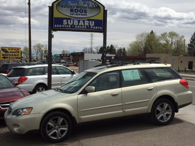 2005 Subaru Outback 3.0L L.L. Bean Edition = 1-OWNER = Loaded = 6-Cyl Golden, Colorado 2