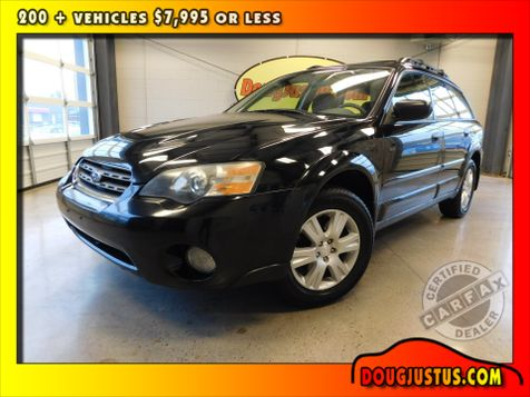 2005 Subaru Outback 2.5I in Airport Motor Mile ( Metro Knoxville ), TN