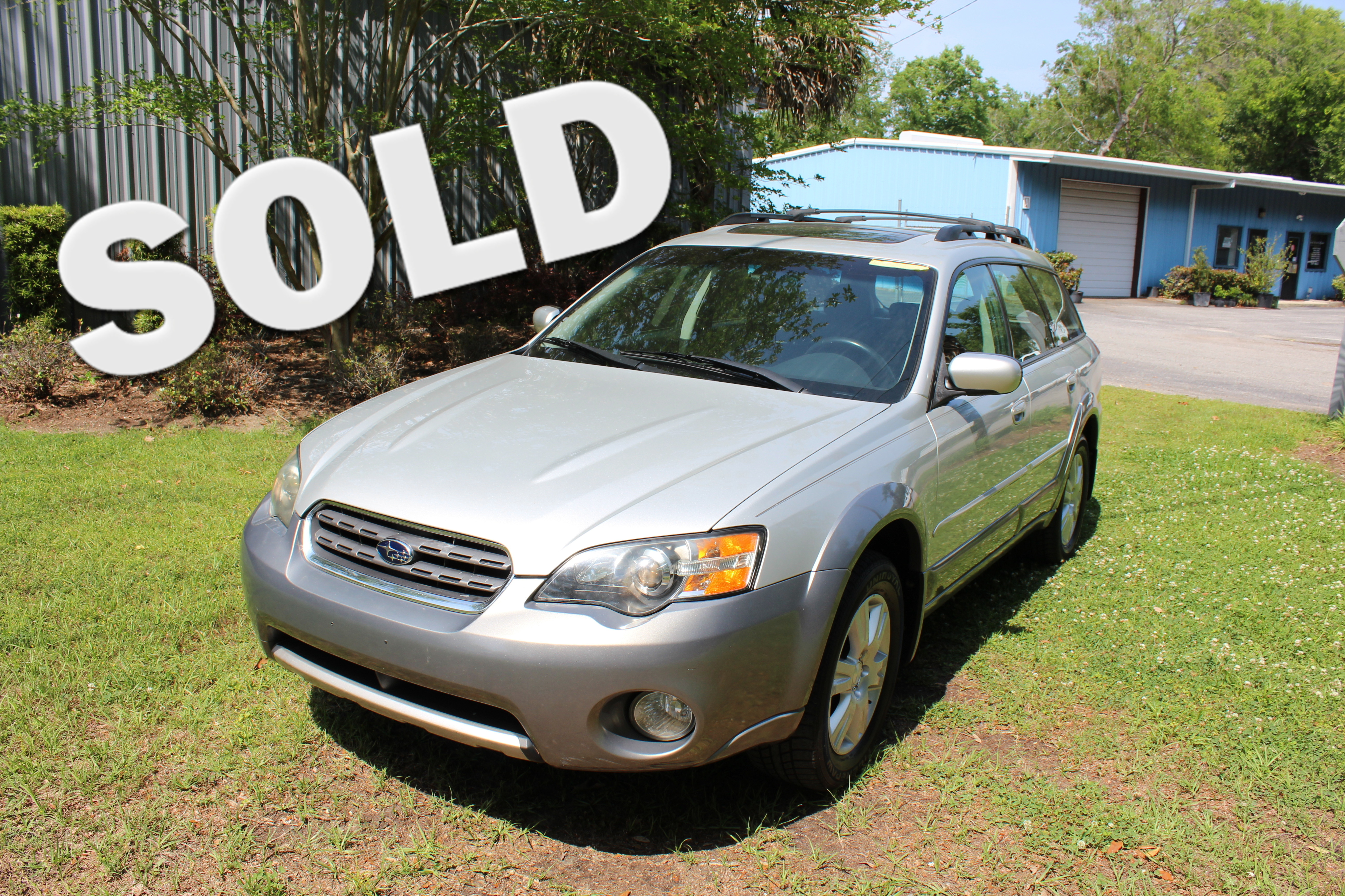 2005 Subaru Outback Limited in Charleston SC