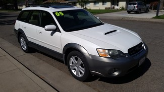 2005 Subaru Outback XT Ltd Chico, CA 8