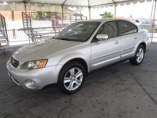 2005 Subaru Outback R This particular vehicle has a SALVAGE title Please call or email to check a