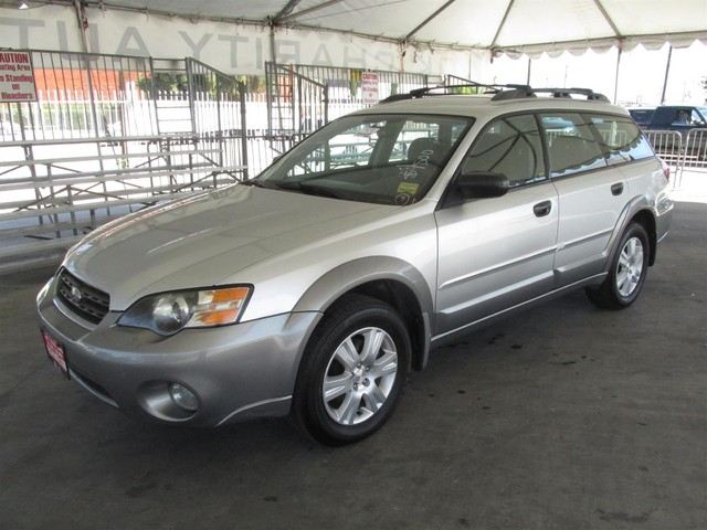 2005 Subaru Outback Please call or e-mail to check availability All of our vehicles are availab