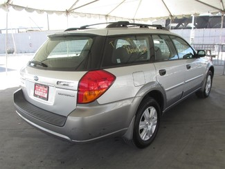 2005 Subaru Outback Gardena, California 2
