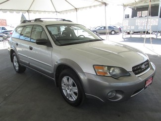 2005 Subaru Outback Gardena, California 3