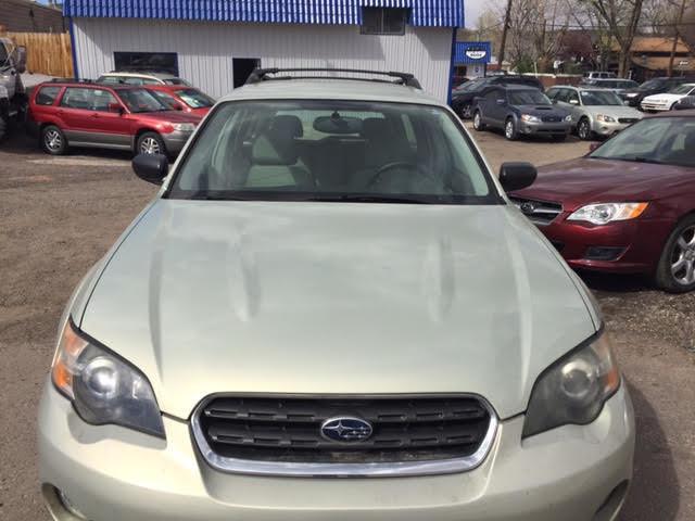 2005 Subaru Outback 2.5i = New Head Gaskets; Timing Belt Water Pump Golden, Colorado 1