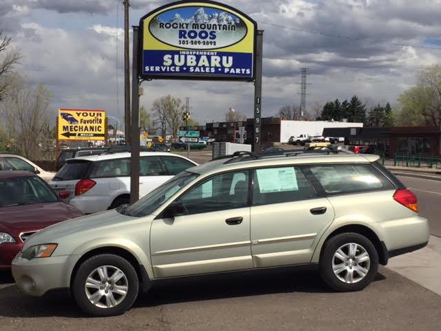 2005 Subaru Outback 2.5i = New Head Gaskets; Timing Belt Water Pump Golden, Colorado 2