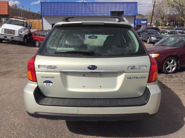 2005 Subaru Outback 2.5i = New Head Gaskets; Timing Belt Water Pump Golden, Colorado 3