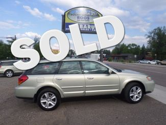 2005 Subaru Outback XT Golden, Colorado