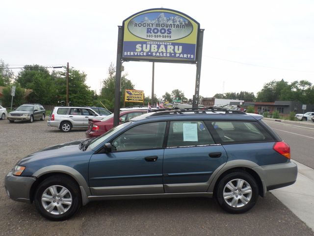 2005 Subaru Outback Golden, Colorado 2