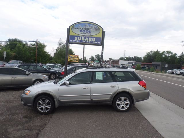 2005 Subaru Outback XT Ltd Rebuilt Engine! 30 day power train Golden, Colorado 2