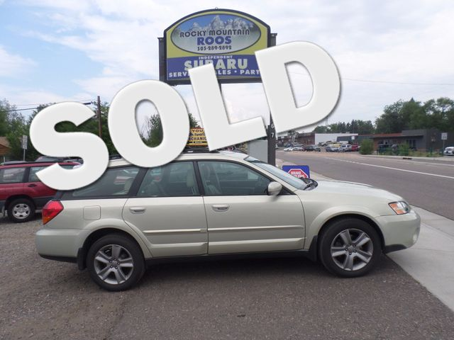 2005 Subaru Outback R L.L. Bean Edition Golden, Colorado 0