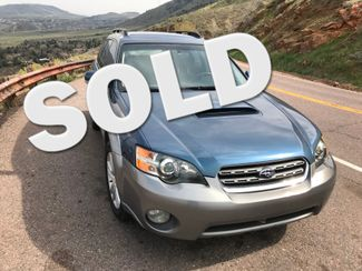 2005 Subaru Outback XT REBUILT ENGINE!!! Golden, Colorado