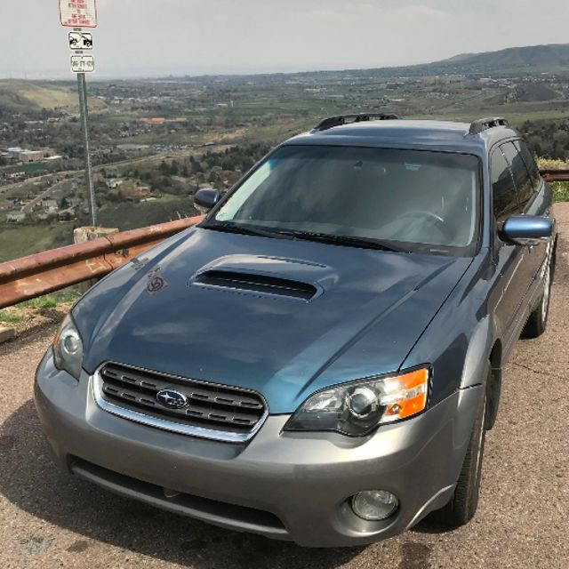 2005 Subaru Outback XT REBUILT ENGINE!!! Golden, Colorado 2