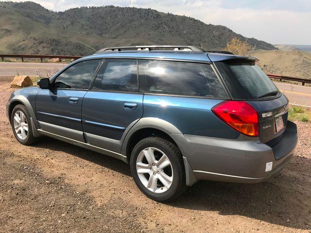 2005 Subaru Outback XT REBUILT ENGINE!!! Golden, Colorado 7