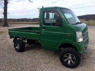 2005 Suzuki 4wd Minitruck [a/c, power steering] in Jackson Missouri