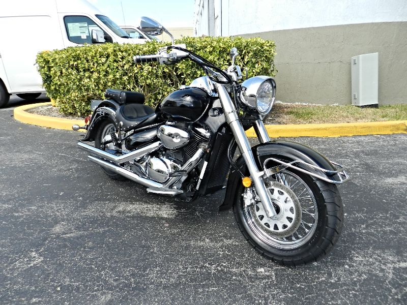 2005 Suzuki Boulevard C50 VL800L8 EXCELLENT CONDITION MUST SEE  city Florida  MC Cycles  in Hollywood, Florida