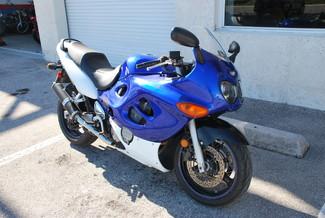 2005 Suzuki GSX600F KATANA Dania Beach, Florida 1