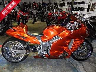 2005 Suzuki Hayabusa™ CUSTOM in Hollywood, Florida
