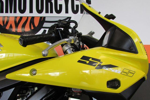 2005 Suzuki SV 650S Arlington, Texas 19