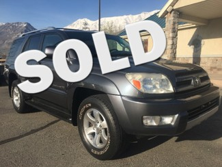 2005 Toyota 4RUN SR5 SPT Sport Edition V6 4WD LINDON, UT