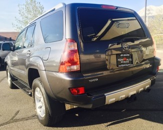 2005 Toyota 4RUN SR5 SPT Sport Edition V6 4WD LINDON, UT 5