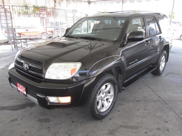 2005 Toyota 4Runner SR5 Please call or e-mail to check availability All of our vehicles are ava