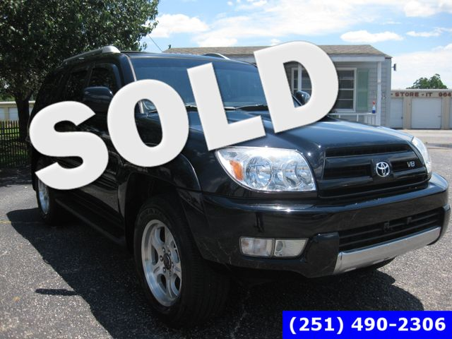 2005 Toyota 4Runner SR5 Sport | LOXLEY, AL | Downey Wallace Auto Sales in LOXLEY AL