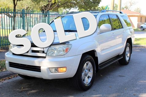 2005 Toyota 4Runner Limited in , Florida