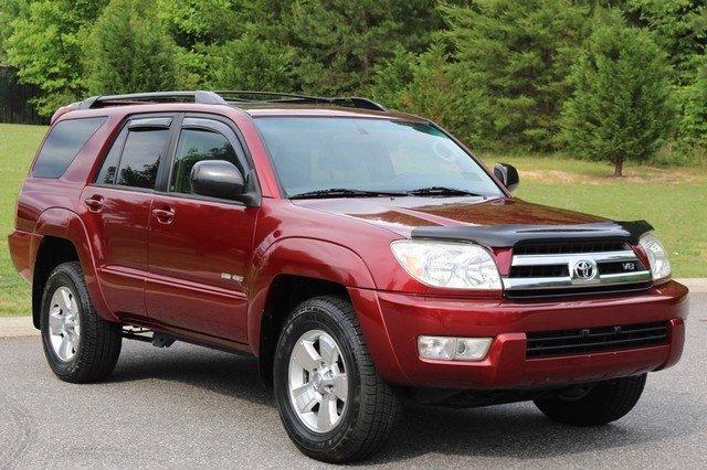 2005 Toyota 4Runner SR5 Mooresville, North Carolina 0