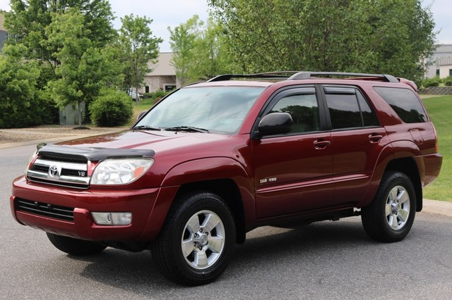 2005 Toyota 4Runner SR5 Mooresville, North Carolina 2