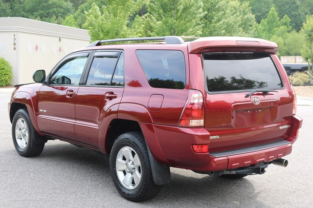 2005 Toyota 4Runner SR5 Mooresville, North Carolina 3