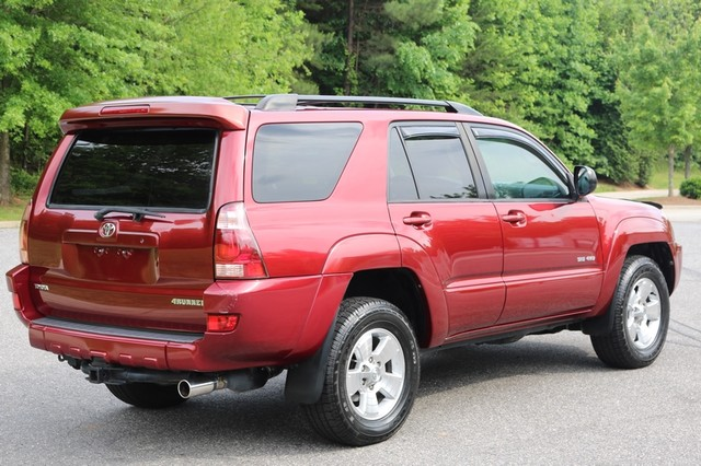 2005 Toyota 4Runner SR5 Mooresville, North Carolina 5