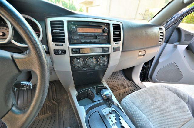 2005 Toyota 4Runner SR5 Reseda, CA 34