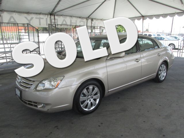 2005 Toyota Avalon XLS Please call or e-mail to check availability All of our vehicles are avai