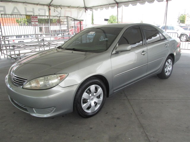 2005 Toyota Camry LE This particular Vehicles true mileage is unknown TMU Please call or e-mai