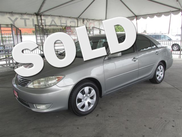 2005 Toyota Camry XLE This particular Vehicles true mileage is unknown TMU Please call or e-ma