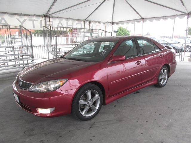 2005 Toyota Camry SE Please call or e-mail to check availability All of our vehicles are availa