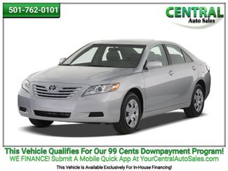 2005 Toyota CAMRY/PW  | Hot Springs, AR | Central Auto Sales in Hot Springs AR