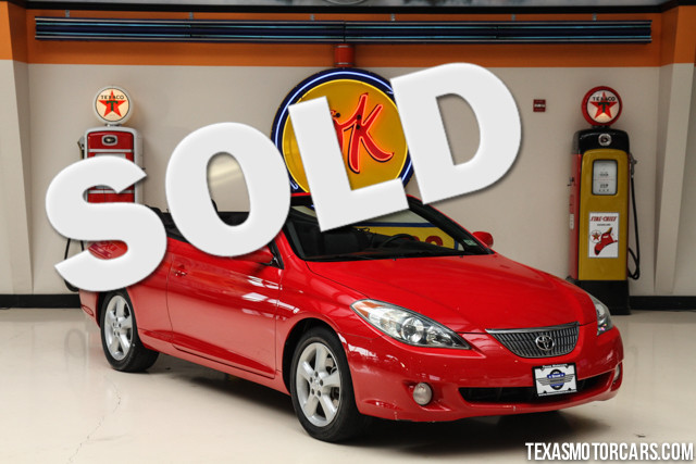 2005 Toyota Camry Solara SE This Clean Carfax accident free non-smoker 2005 Toyota Camry Solara S