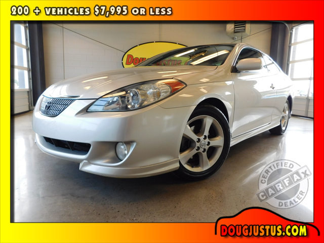 Used toyota camry solara for sale in knoxville tn 5 cars for Used cars airport motor mile