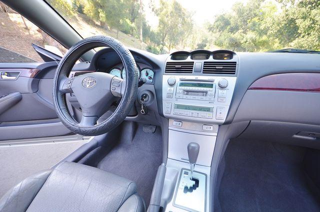 2005 Toyota Camry Solara SLE Reseda, CA 9