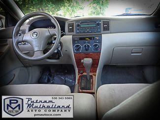 2005 Toyota Corolla LE Chico, CA 11