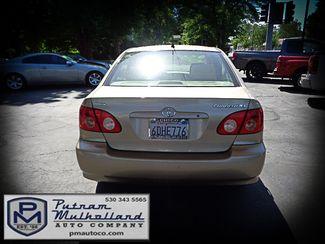 2005 Toyota Corolla LE Chico, CA 4