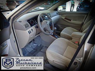 2005 Toyota Corolla LE Chico, CA 8