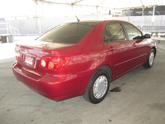 2005 Toyota Corolla LE Gardena, California 2