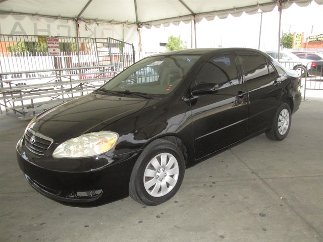 2005 Toyota Corolla S Please call or e-mail to check availability All of our vehicles are avail