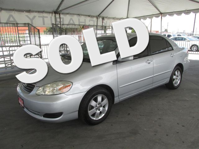 2005 Toyota Corolla LE Please call or e-mail to check availability All of our vehicles are avai